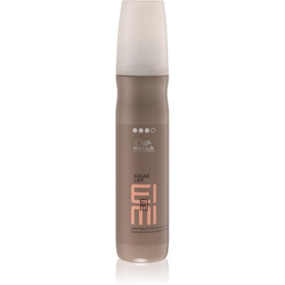 Wella Professionals Eimi Sugar Lift spray de açúcar  para volume e brilho