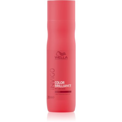 Wella Professionals Invigo Color Brilliance champú para cabello teñido denso