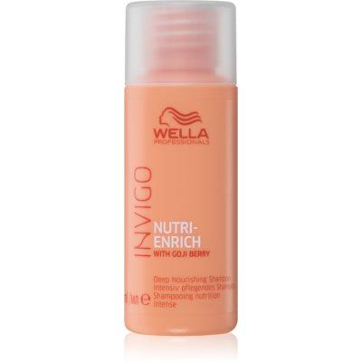 Wella Professionals Invigo Nutri - Enrich інтенсивний живильний шампунь