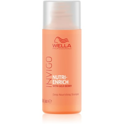 Wella Professionals Invigo Nutri - Enrich shampoing nourrissant intense