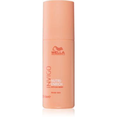 Wella Professionals Invigo Nutri - Enrich uhladzujúci balzam na vlasy