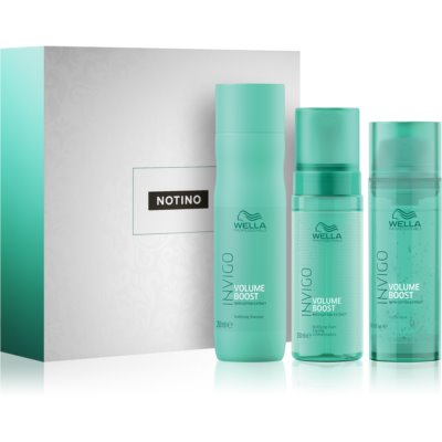 Wella Professionals Invigo Volume Boost coffret cadeau I.