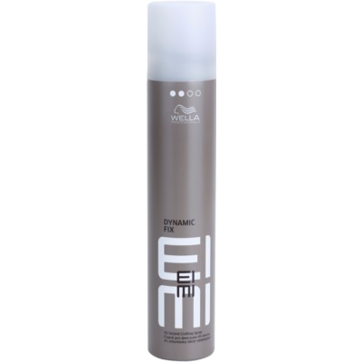 Wella Professionals Eimi Dynamic Fix Hairspray For Flexible Hold