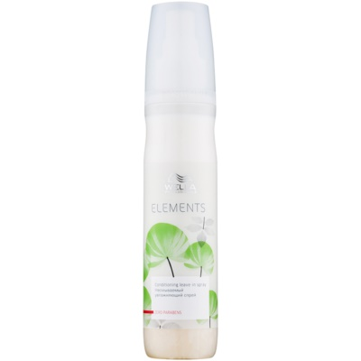 Leave-in Hair Care In Spray