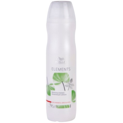 Wella Professionals Elements obnovující šampon bez sulfátů a parabenů