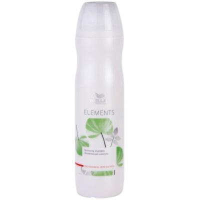 Wella Professionals Elements obnovujúci šampón bez sulfátov a parabénov