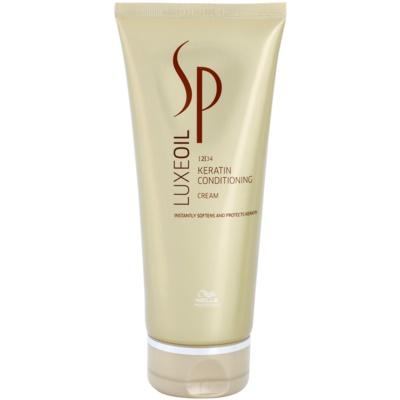regenerierender Keratin Conditioner für beschädigtes Haar