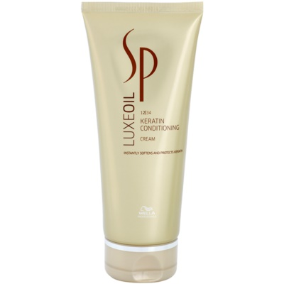 keratinový obnovující kondicionér pro poškozené vlasy