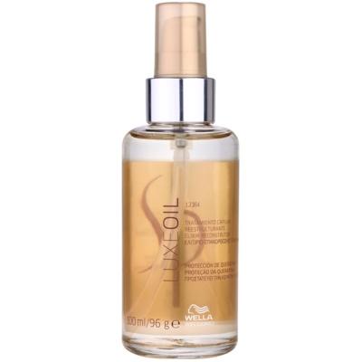 olej pro posílení vlasů
