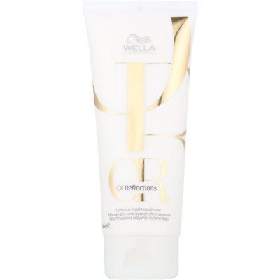 Wella Professionals Oil Reflections glättender Conditioner für glänzendes und geschmeidiges Haar