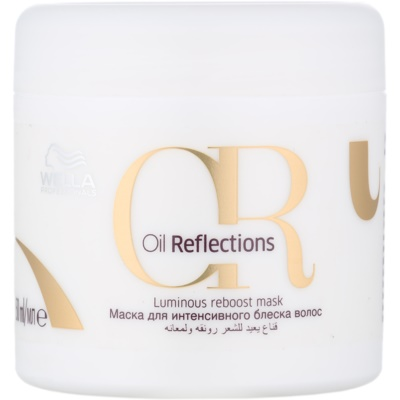 Wella Professionals Oil Reflections mascarilla nutritiva para un cabello liso y brillante