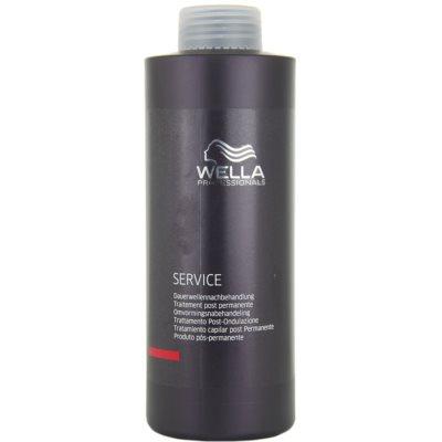 сироватка для волосся для волосся з хімічною завивкою