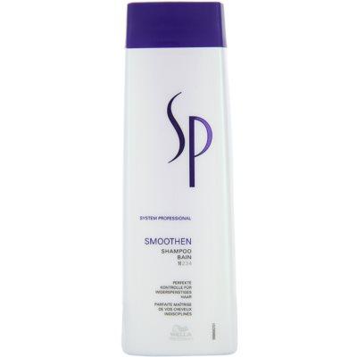 šampon pro nepoddajné a krepatějíci se vlasy