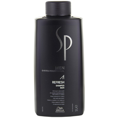 Wella Professionals SP Men sampon revigorant pentru par si corp