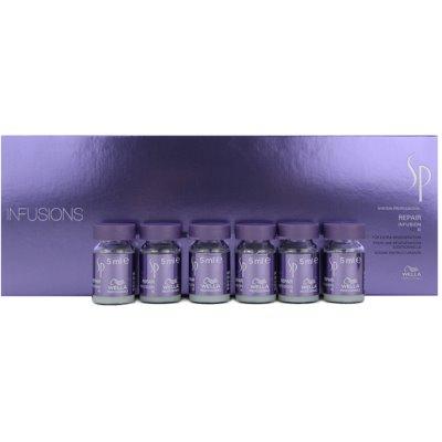 tratamento capilar para cabelos danificados e quimicamente tratados