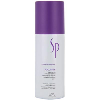 kondicionér pro jemné a zplihlé vlasy