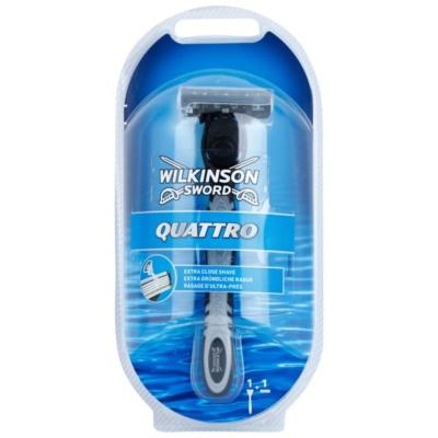 Wilkinson Sword Quattro maquinilla de afeitar