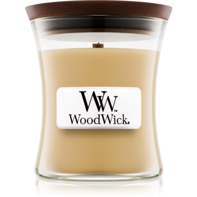 Woodwick At The Beach bougie parfumée  petite