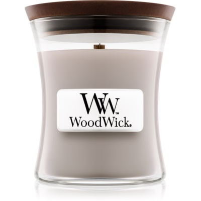 Woodwick Wood Smoke Scented Candle  mini