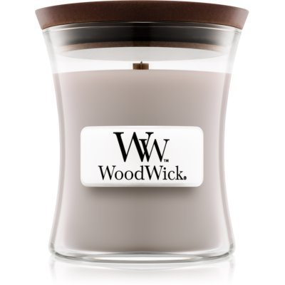 Woodwick Wood Smoke Geurkaars r Klein