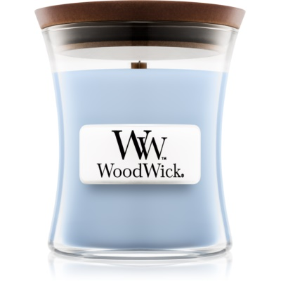 Woodwick Soft Chambray Scented Candle  mini