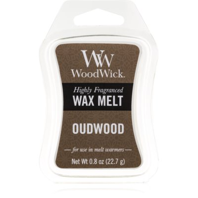 Woodwick Oudwood wax melt