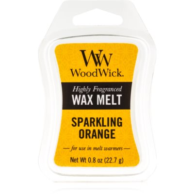 Woodwick Sparkling Orange Wax Melt