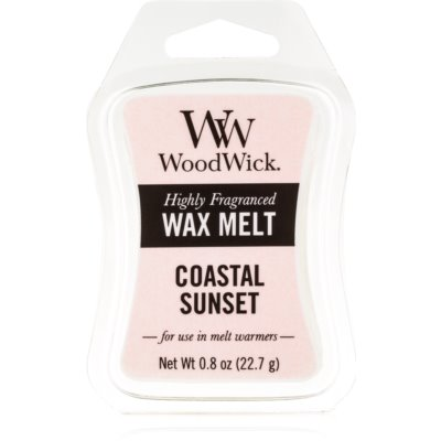 Woodwick Coastal Sunset Wax Melt