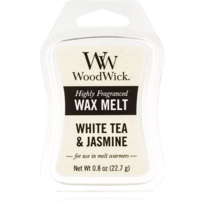 Woodwick White Tea & Jasmin Wax Melt