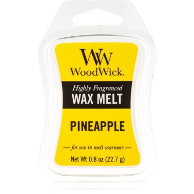 Woodwick Pineapple Wax Melt