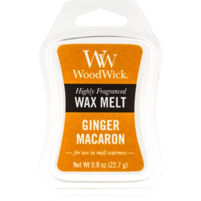 Woodwick Ginger Macaron vosk do aromalampy 22,7 g