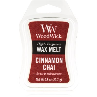 Woodwick Cinnamon Chai Wax Melt r