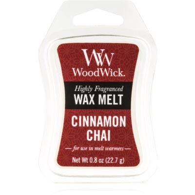 Woodwick Cinnamon Chai wax melt
