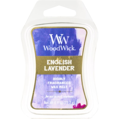 Woodwick English Lavender Wax Melt  Artisan