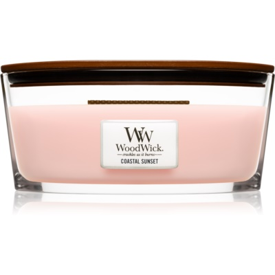 Woodwick Coastal Sunset bougie parfumée  Hearthwick