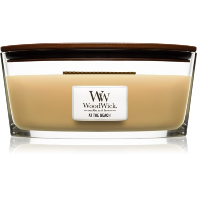 Woodwick At The Beach bougie parfumée  Hearthwick