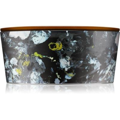 Woodwick Artisan Ellipse Ebony Woods ароматизована свічка  453,6 гр Hearthwick