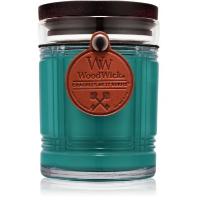 Woodwick Reserve Spruce Scented Candle