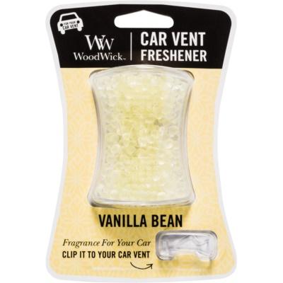 Woodwick Vanilla Bean Mirisi za auto   clip
