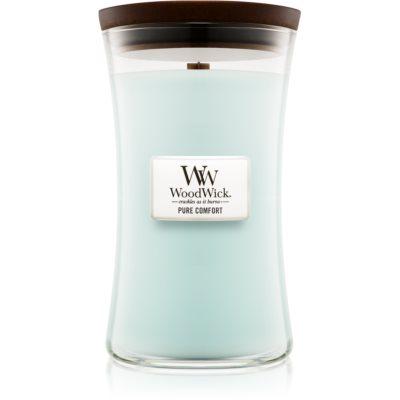 Woodwick Pure Comfort vonná sviečka  veľká