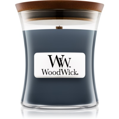 Woodwick Evening Onyx vonná sviečka 85 g