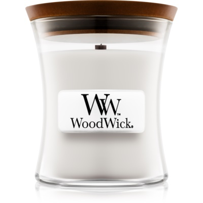 Woodwick Warm Wool Scented Candle  mini