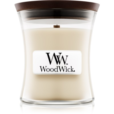 Woodwick Linen Scented Candle  mini