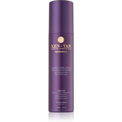 Xen-Tan Dark Tan Self-Tanning Milk for Face and Body