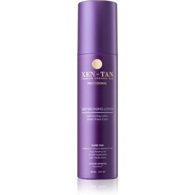 Self-Tanning Bronzing Lotion for Face and Body