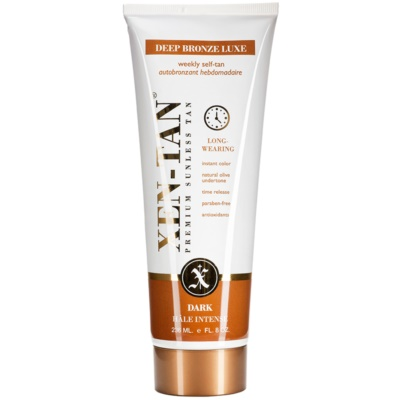 Self - Tanning Milk For Face And Body With An Extended Release