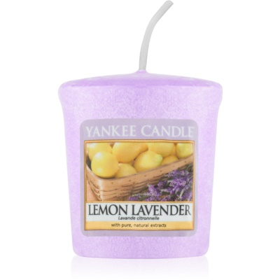 Yankee Candle Lemon Lavender Votive Candle
