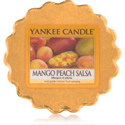 Yankee Candle Mango Peach Salsa cera per lampada aromatica