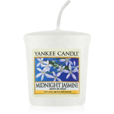 Yankee Candle Midnight Jasmine mala mirisna svijeća