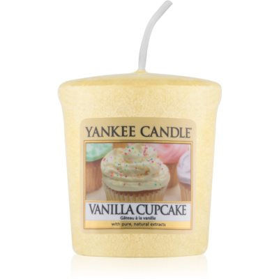 Yankee Candle Vanilla Cupcake Votive Candle